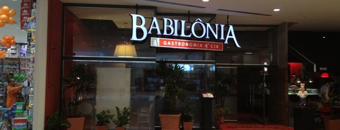 Babilônia Gastronomia & Cia is one of Senhas wifi Curitiba.