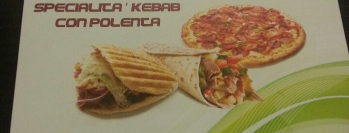 Kebab Ignoto is one of Posti dove mangiare.