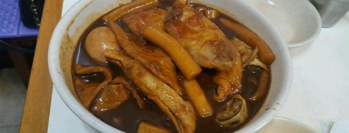 원조 짜장떡볶이 is one of Korean Soul Food 떡볶이.