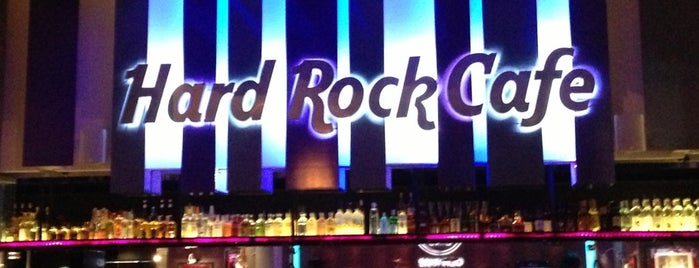 Hard Rock Cafe Santiago is one of SCL-Restaurant.