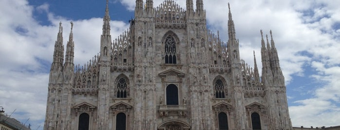 Milano is one of IT places-culture-history.