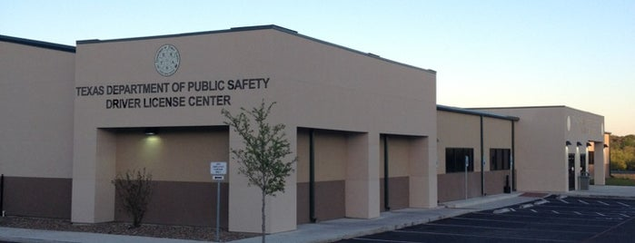 Texas Department of Public Safety is one of สถานที่ที่ William ถูกใจ.