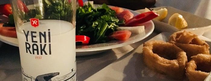 ByGiritli Meyhane (Mezze&Balık) is one of Beşiktaş-Sariyer.