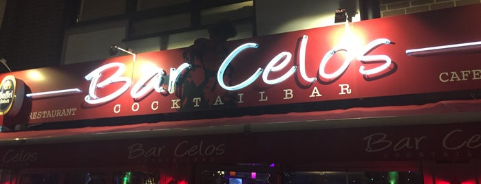 Bar Celos is one of NEIGHBORHOOD.