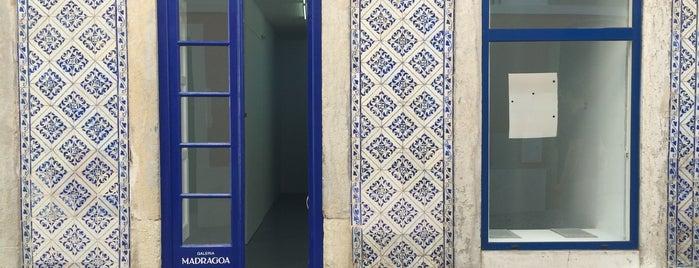 Madragoa is one of Bons locais de Lisboa.