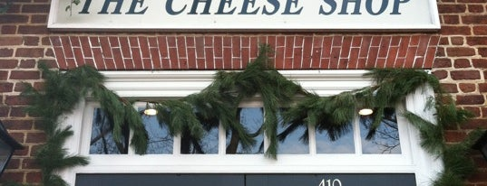 The Cheese Shop is one of Top 10 favorites places in Williamsburg, VA.