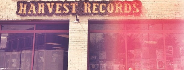 Harvest Records is one of Asheville All-in-All.