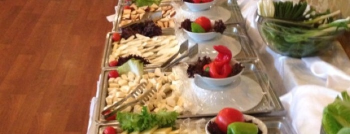 Zeytindalı Restaurant is one of Restaurants, Cafes, Lounges and Bistros.