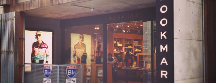 BOOKMARC is one of VENUES of the FIRST store.