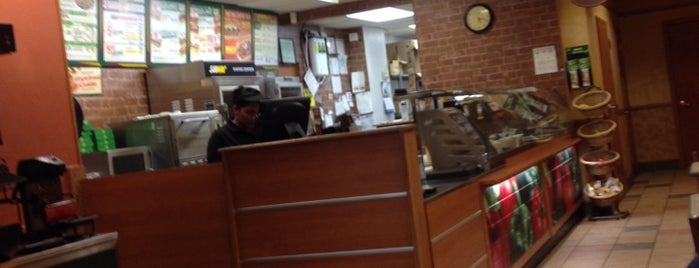 Subway is one of Experience Bloomfield!.
