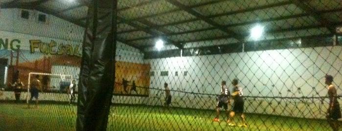 Goedang Futsal is one of Futsal Time.