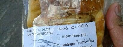 Panadería Nápoles is one of Colonia Nápoles (Mexico City) Best Spots.