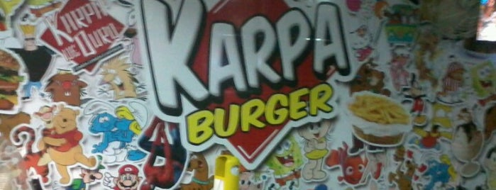 Karpa Burguer is one of The Next Big Thing.