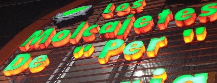 Los Molcajetes de Per is one of Sitios 2016.