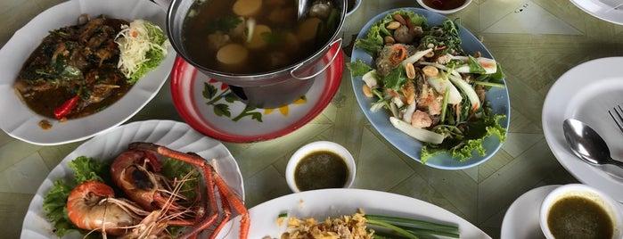 ครัวอ้วนทรงไทย is one of Enjoy eating ;).