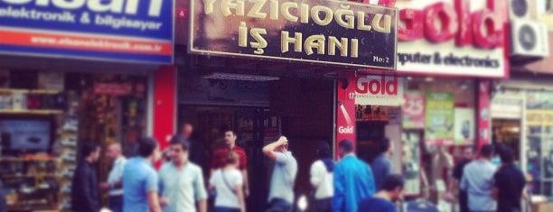 Yazıcıoğlu İş Hanı is one of Istambul food.
