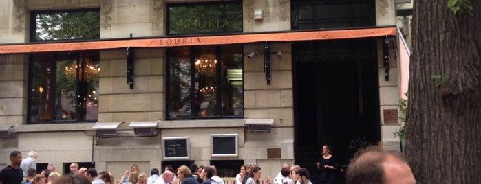 Bourla is one of Antwerp.