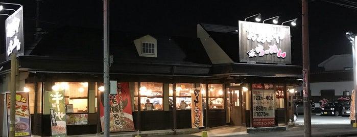 おおぎやラーメン 伊勢崎東本町店 is one of ラーメン!.