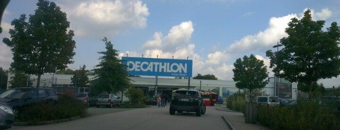 Decathlon is one of Karlsruhe + trips.