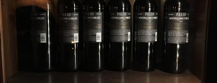 Enrico Panigl is one of Wine Bar.