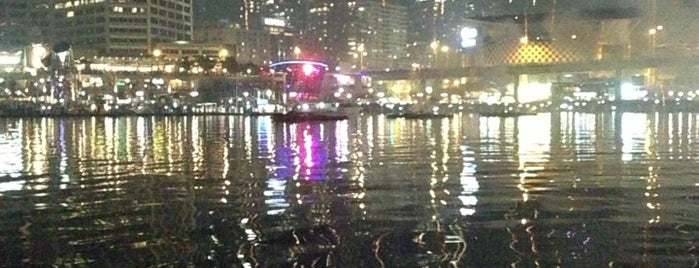 Darling Harbour is one of Around The World: SW Pacific.