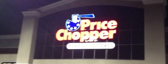 Price Chopper is one of popular places.