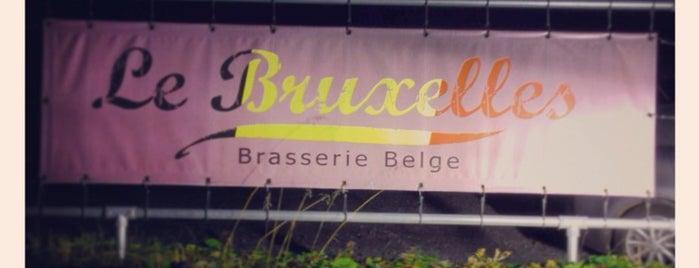 Le Bruxelles is one of Les restos de Steph G..