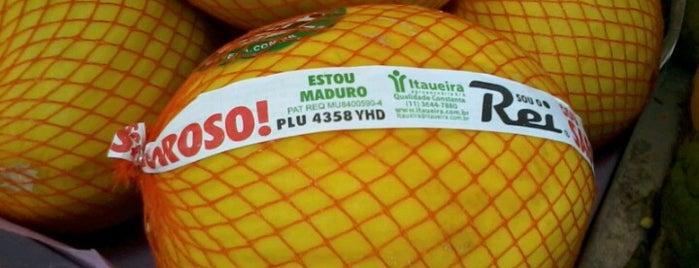 Sacolão is one of Compras.