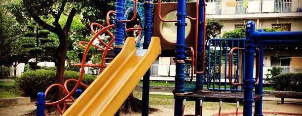 ヘリコプター公園 is one of etc3.