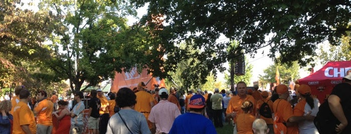 ESPN College GameDay is one of Unlock Spot.