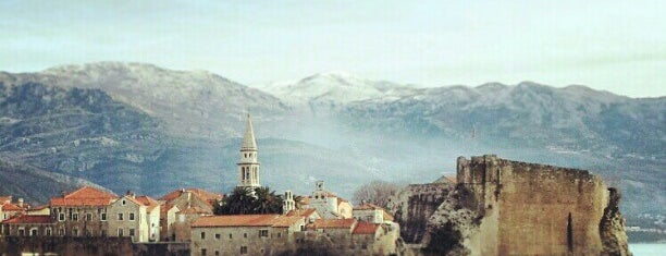Budva is one of Sevdigim yerler.