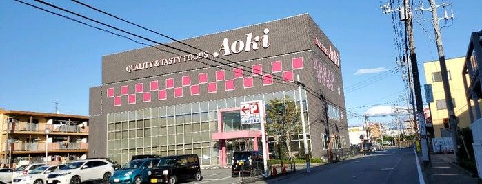 フードストアあおき 沼津店 is one of Lugares favoritos de Masahiro.