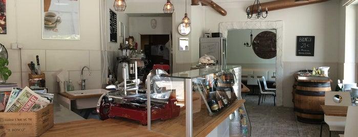 Deli & Cafe Corretto is one of HelsinkiToDo.