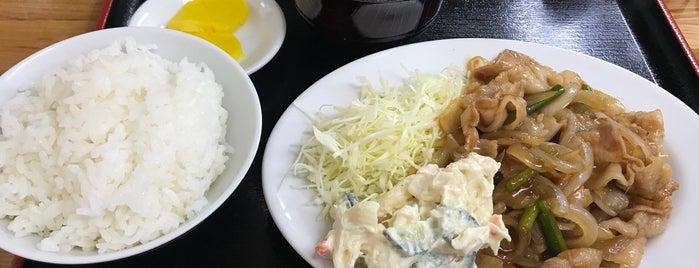 大喜 is one of 溝の口昼メシ.