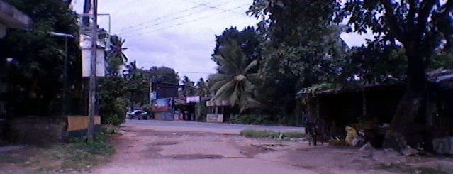 Pore is one of towns.