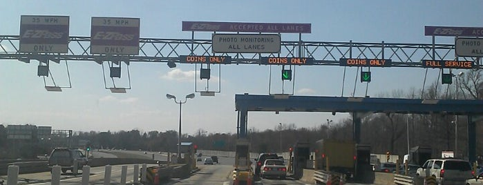 Dulles Toll Road | Toll Booth is one of Places I go.