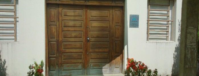 LabTEVE - Laboratório de Tecnologias para o Ensino Virtual e Estatística is one of Frequente.