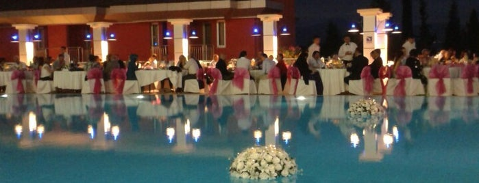 Colossae Thermal Hotel is one of All-time favorites in Turkey.