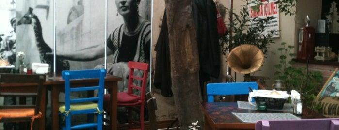Cafe Frida is one of Ankara.