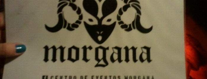 Morgana is one of QR.
