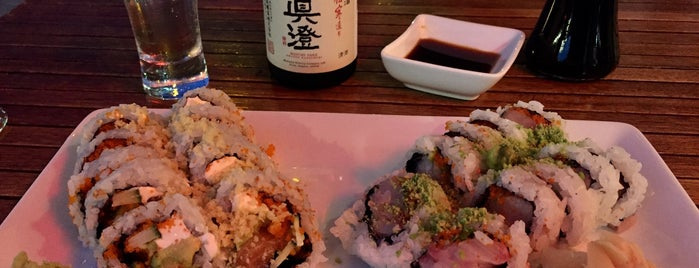 Sozo Sushi Bar is one of Favorite Food.