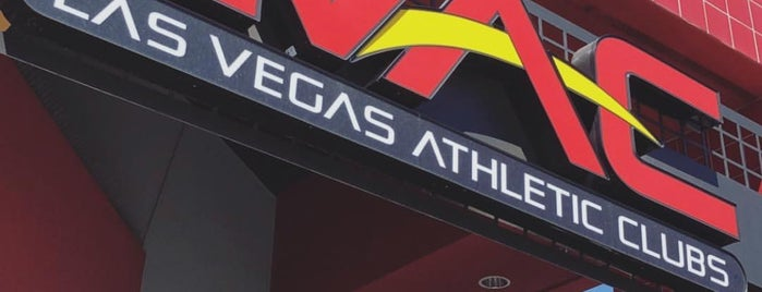 Las Vegas Athletic Club is one of Vegas Faves!!.
