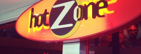 Hot Zone is one of ParkShoppingSãoCaetano.