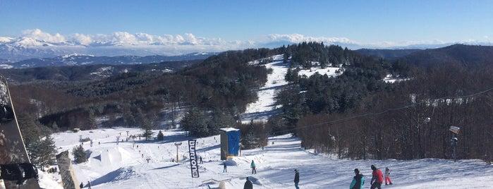 Osogovo Fun Park FM is one of Ski Zones.