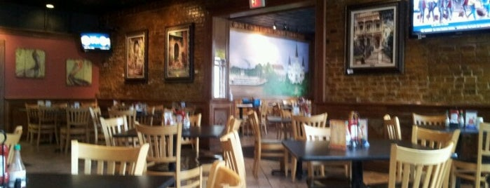 Huck Finn's Cafe is one of Favorites.