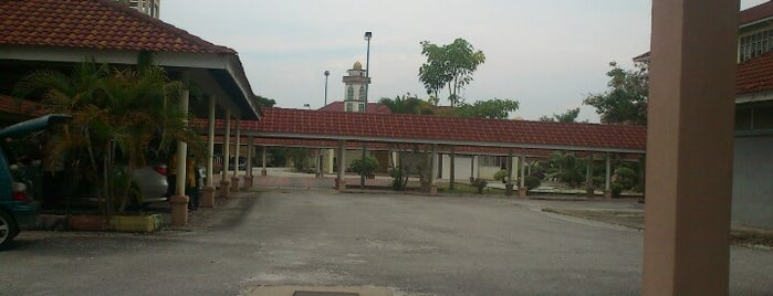 SBP Intergrasi Batu Rakit is one of Learning Centers #2.