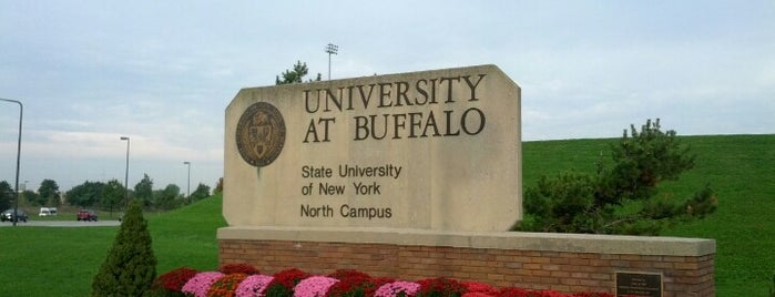 University at Buffalo (UB) North Campus is one of NCAA Division I FBS Football Schools.