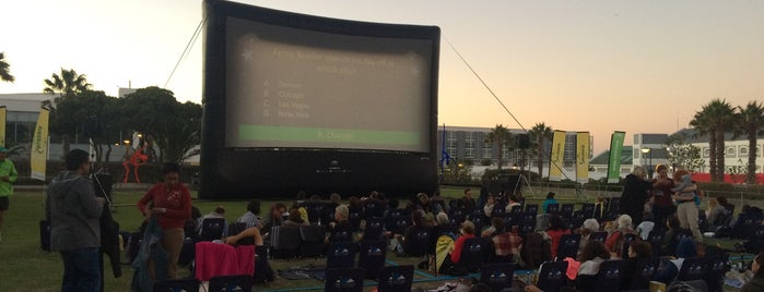 Galileo Open Air Cinema is one of Cape Town.