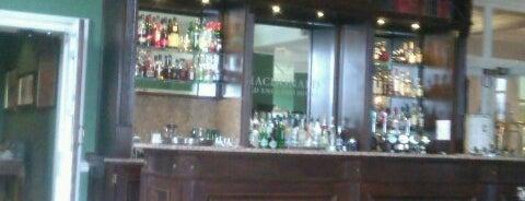Old England Hotel Bar is one of wedding days.