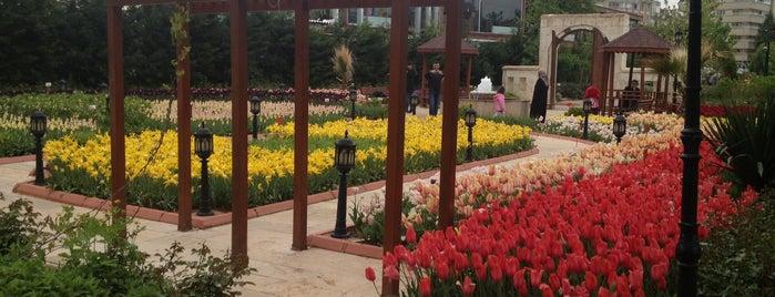 Gaziantep Botanik Bahçesi is one of Top 10 favorites places in Gaziantep, Türkiye.